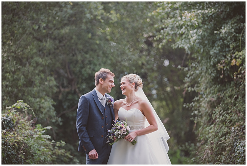 Scott and Natalie's wedding at Sopley Mill