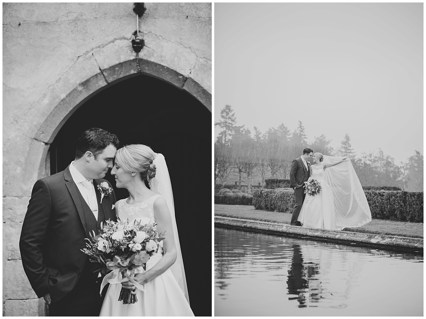 Winter Wedding at Rhinefield House