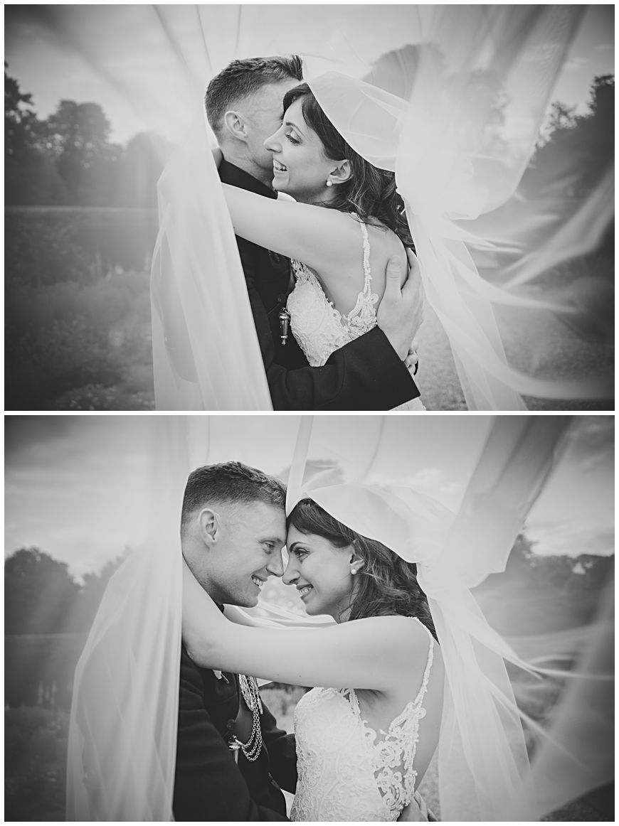 Lainston House wedding Sneak peek