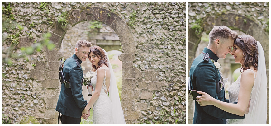 Lainston House wedding Sneak peek