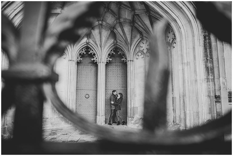 Winchester engagement shoot