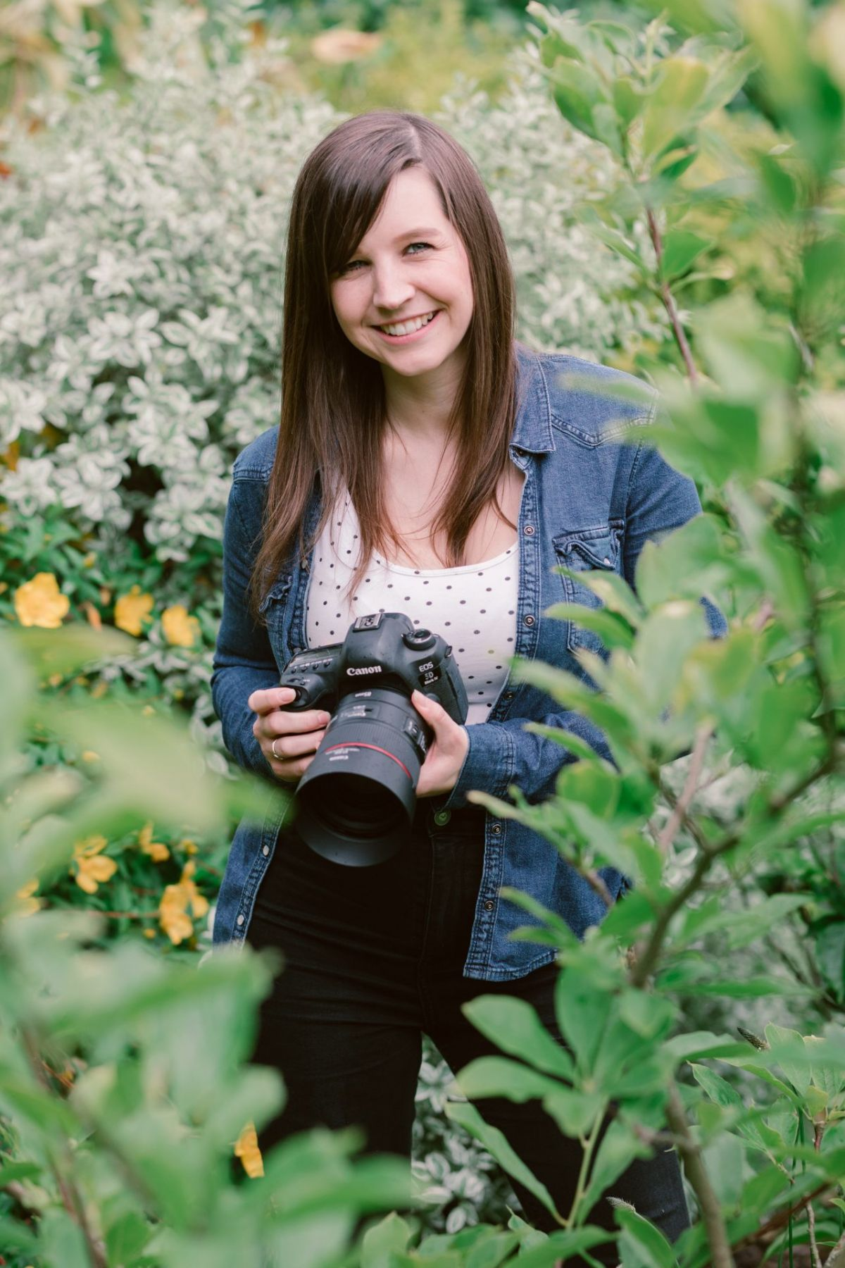 Lucylou photography headshot