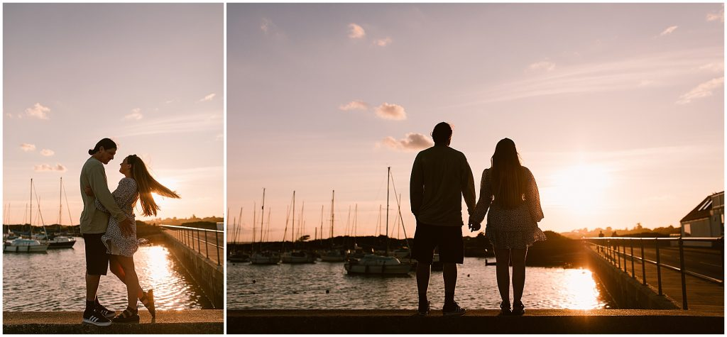 Dan & Daisy - Engagement Shoot at Hill Head