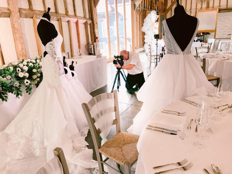 Wedding Maker UK at work